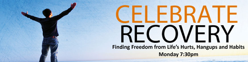 Celebrate Recovery - Finding Freedom from Life's Hurts, Hangups and Habits